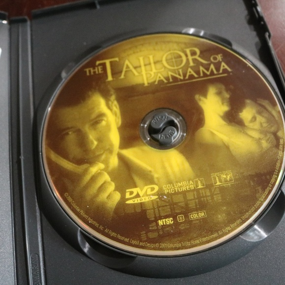 The Tailor of Panama DVD Blank Case